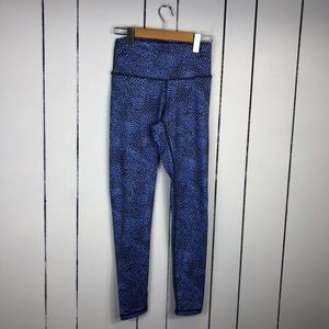 Aerie High Waisted Active Pants Sz M